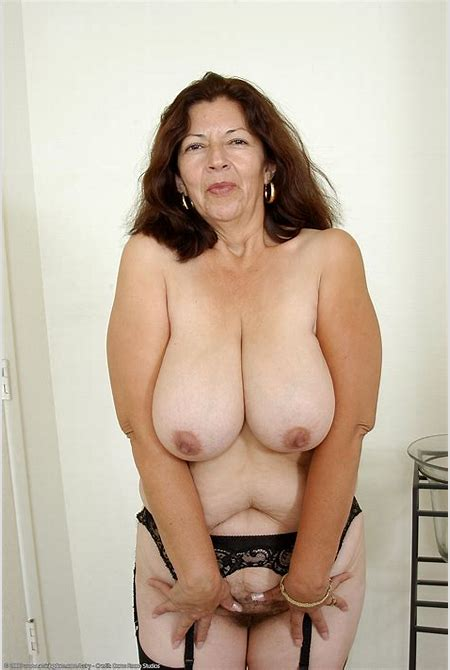 ATK Guadalupe - Mature & Hairy Hairy Model