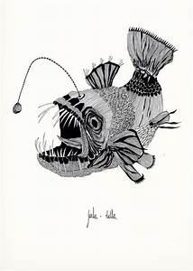 51 best Angler fish tatoo images on Pinterest | Angler ...