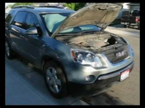 replace master cylinder  gmc acadia tutorial