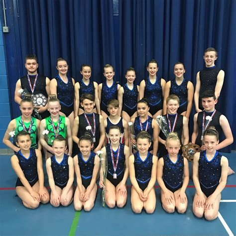 ivybridge community college gymnastics success continues
