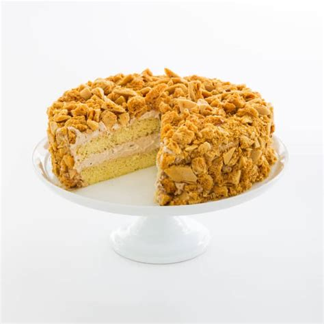 Unfortunately it closed sometime in the early 70's. Blum's Coffee Crunch Cake | Cook's Country