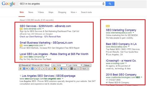 Seo Ranking Definition by Do Adwords And Adsense Affect Seo Rankings