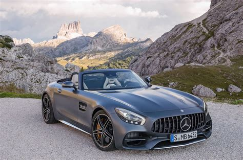 Mercedesamg Gt Roadster, Gt R And Gt C Roadster Prices