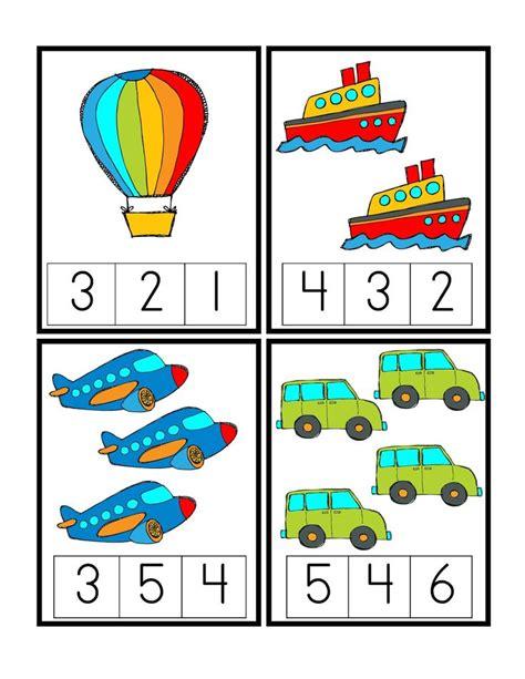 1394 best number amp activities for children with 469 | 65060d472dcaa849e7789cb97602950d transportation theme preschool math writing