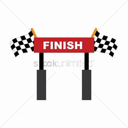 Finish Line Vector Graphic Stockunlimited Vectors Commercial