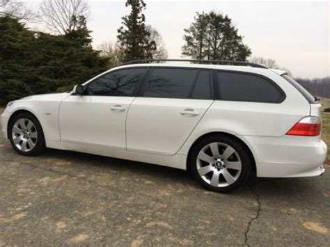 Sell Used 2006 Bmw 530xi Base Wagon 4-door 3.0l In