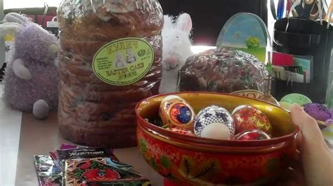 happy easter russian easter decoration easter eggs
