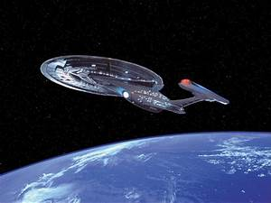 Enterprise E Star Sterne Trek The Weiter Generation