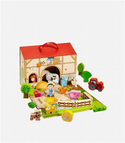 Toys Wooden Farm Play Olds Toy Stuff