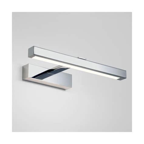 astro 7348 kashima led 350 bathroom wall light polished chrome