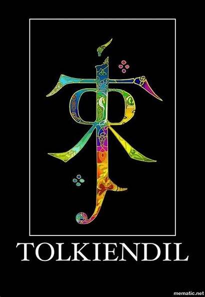 Quenya Symbol Tolkien Legolas Lord Rings Visit