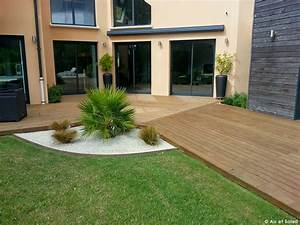 Bois De Terrasse : terrasses en bois sur mesure am nagements ext rieurs ~ Preciouscoupons.com Idées de Décoration