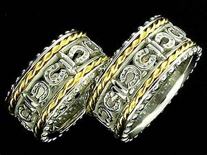 The special characteristics of cowboy wedding rings for for Cowboy wedding rings