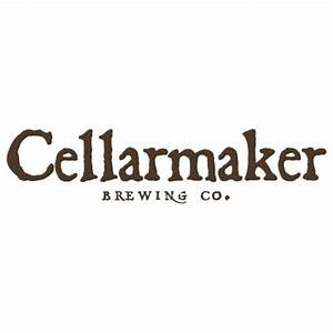 cellarmaker and tired hands taco hands ipa is brewed with With brewery logo maker
