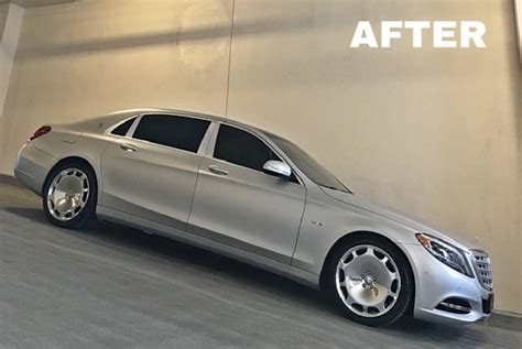 Kanye West Updates His Mercedes-maybach S600!!