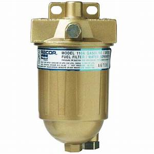 Racor 10 Micron Spin-on Series Fuel Filter  Water Separator