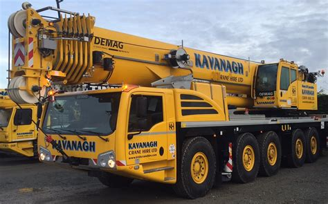 Demag AC 220-5 Crane For Hire