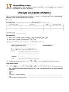 free printable resume templates pdf free employee exit clearance checklist 2 free templates in pdf word excel download