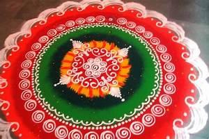 Latest Welcome Rangoli Designs - http://www.newsduet.net ...