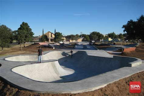 odessa texas ruben pier memorial skatepark spaskateparkscom