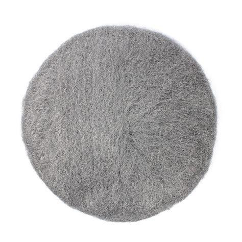 20 inch jumbo steel wool floor buffer pads case of 12