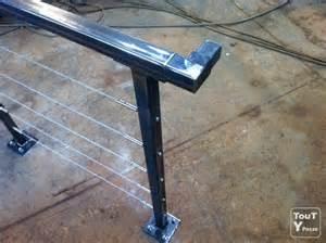 cable inox pour escalier beautiful cable inox pour rambarde ideas transformatorio us transformatorio us