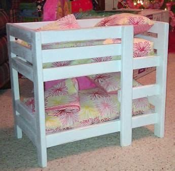 wooden doll bunk beds doll bunk beds