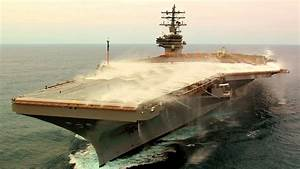 TOP 5 LARGEST AIRCRAFT CARRIERS in The World. WORLD'S ...