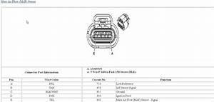 Maf Wire Diagram  - Corvetteforum