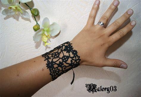 Tatouage Bracelet Dentelle  Galerie Tatouage