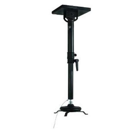 Projector Mount Drop Ceiling Walmart by Universal Projector Ceiling Mount With Adjustable Drop For