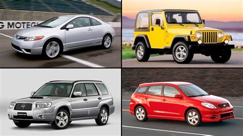 Cheap Used Cars for Teens Under $10,000