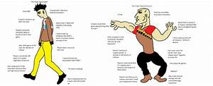 The Virgin Overwatch Vs The Chad Team Fortress 2