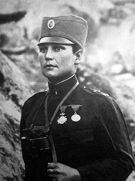 Most Decorated Us Soldier In Ww1 by Milunka Savić