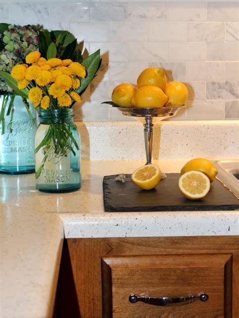 Inspired Examples of Laminate Kitchen Countertops   HGTV