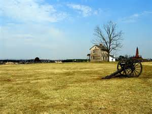 Battle of Bull Run Battlefield Manassas