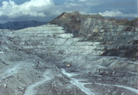 asbestos mines nature natural landmarks outdoor