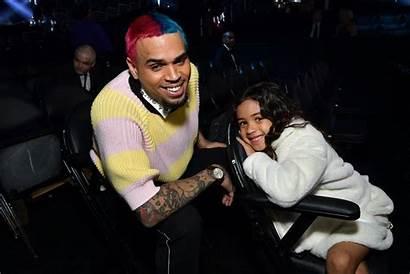 Chris Brown Grammy Awards Daughter Karrueche Age