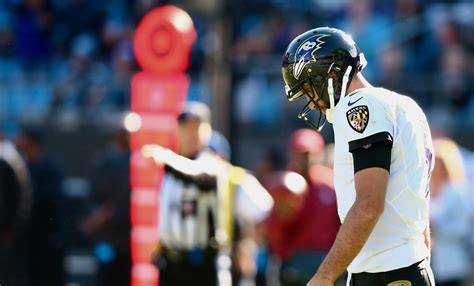 Evidence suggests adding Joe Flacco won't block the ...