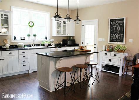 modern farmhouse kitchen design designing my modern farmhouse kitchen farmhouse 40 7614