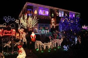 In, Pictures, Gloucester, U0026, 39, S, Best, Christmas, House, Has, Its, Lights, On, And, It, U0026, 39, S, Brilliant