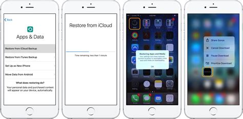 how to restore a iphone how to restore iphone from icloud backup 9to5mac