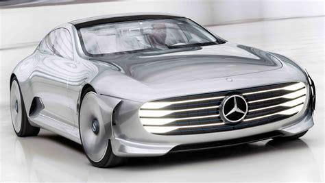 Mercedesbenz Concept Iaa Previews The Car Of 2030 Car