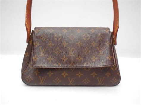 louis vuitton mini looping monogram handbag catawiki