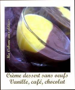 Creme Chocolat Sans Oeuf : dessert sans oeuf recettes faciles recettes rapides de ~ Nature-et-papiers.com Idées de Décoration