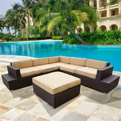 wicker patio furniture sets wicker patio