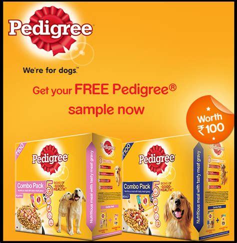 pedigree  rs dog food india samples  samples
