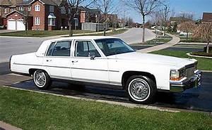 RobCaddy 1987 Cadillac Fleetwood Specs, Photos