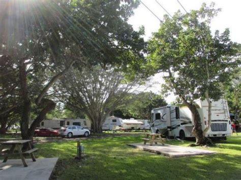 miami rv everglades camping resort fl