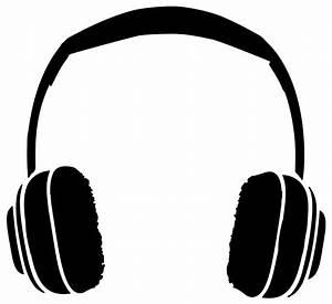headphone clip arts – Cliparts